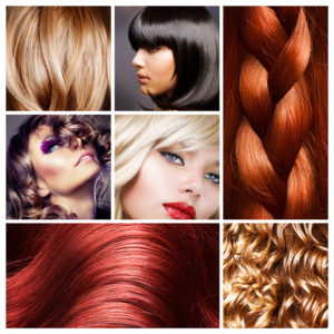 Choosing Wigs by Color